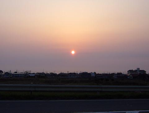 洋野町 朝日