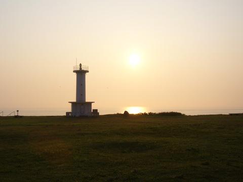 階上町の灯台