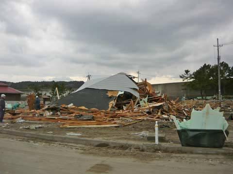 洋野町の津波からの復興