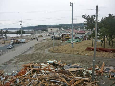 洋野町の津波復興