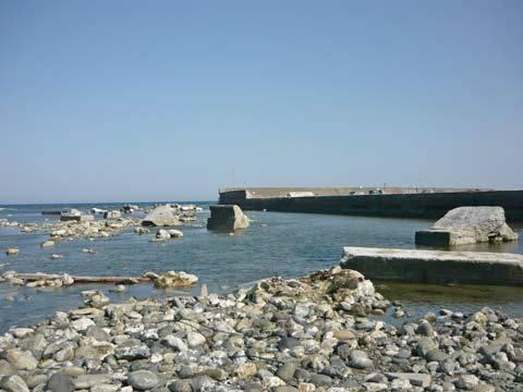 洋野町種市海岸