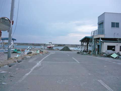洋野町種市漁港