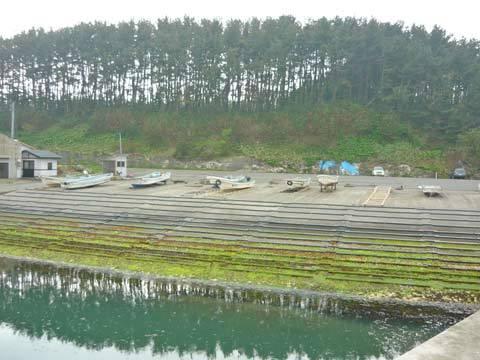 洋野町平内漁港