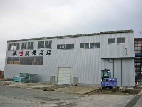 関根商店の建物
