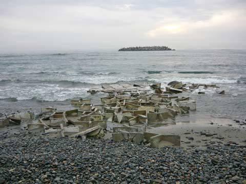 戸類家海岸