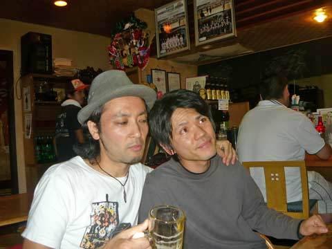 ミトモさんとの飲み会