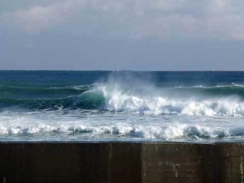 洋野町の海