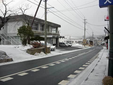 洋野町の景色