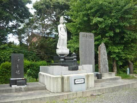 有家の墓地