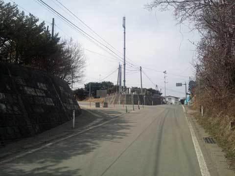 洋野町の道路
