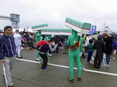うみねこマラソン開会式