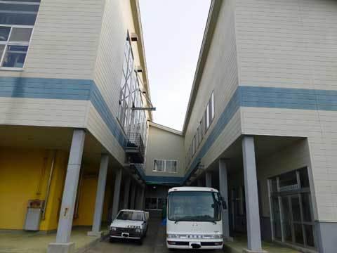 種市高等学校の海洋開発科実習東