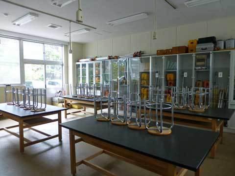 測量実習室