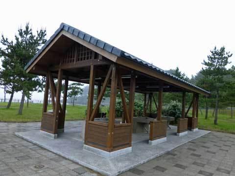 洋野町のキャンプ場