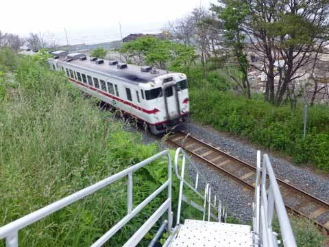 八戸線の列車