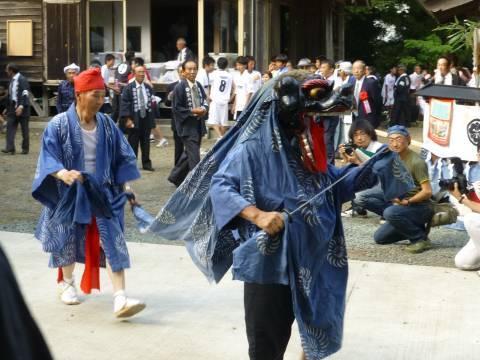 鳴雷神社例大祭