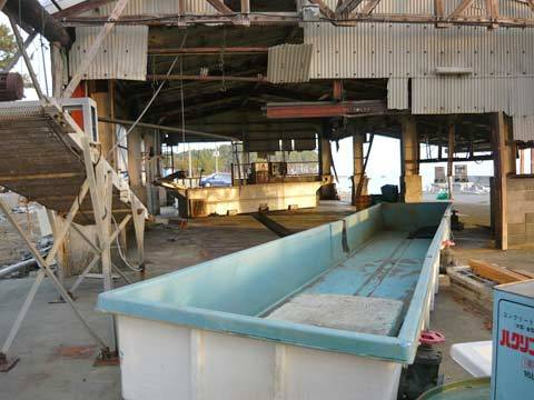 洋野町宿戸漁港