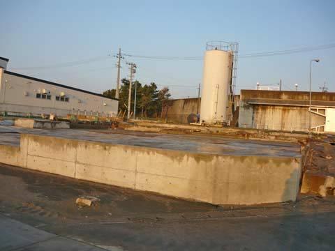 宏八屋の工場跡地