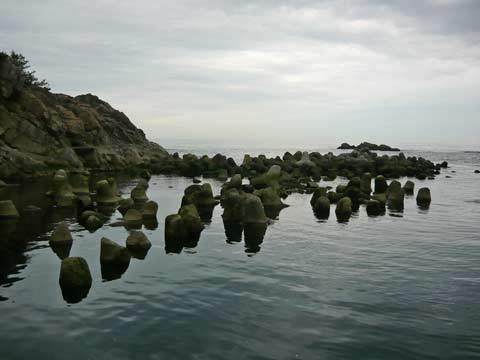 洋野町高家漁港
