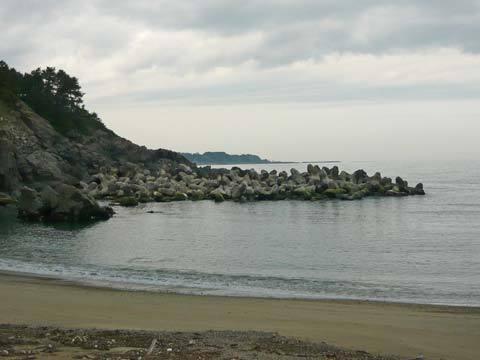 洋野町有家海岸