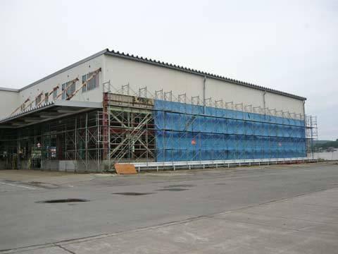 三浦商店の建物