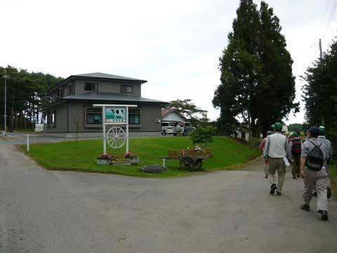 洋野町の間澤牧場