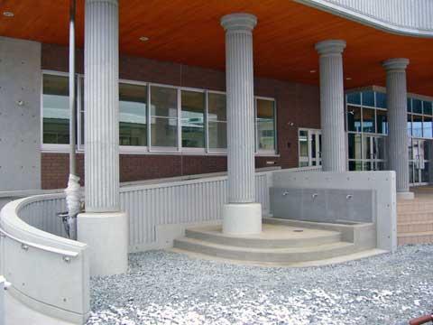 種市中学校
