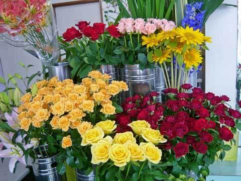 フラワーショップ三恵の花