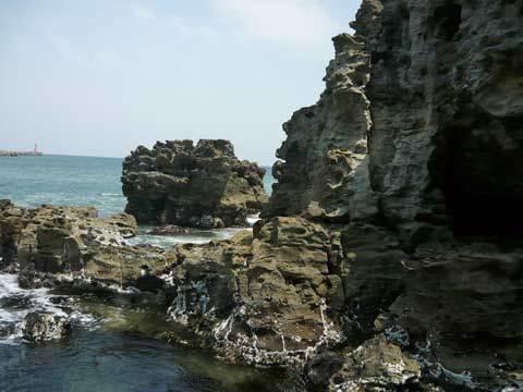 観光名所 窓岩