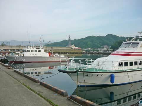 海上保安庁の監視船