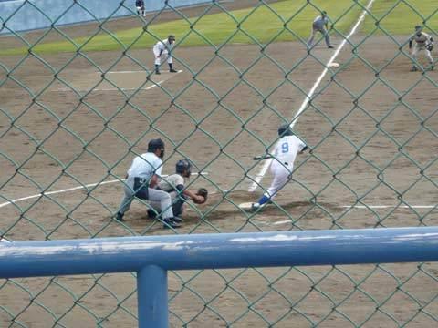 高校野球交流大会