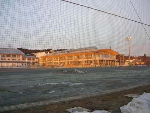 洋野町立種市中学校