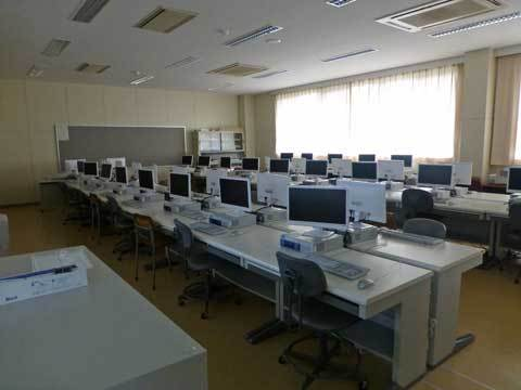 CAD実習室