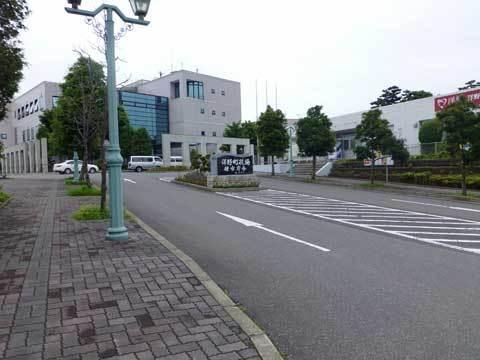 洋野町役場
