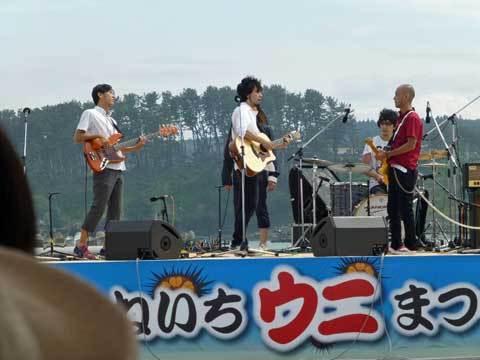 空団地コンサート